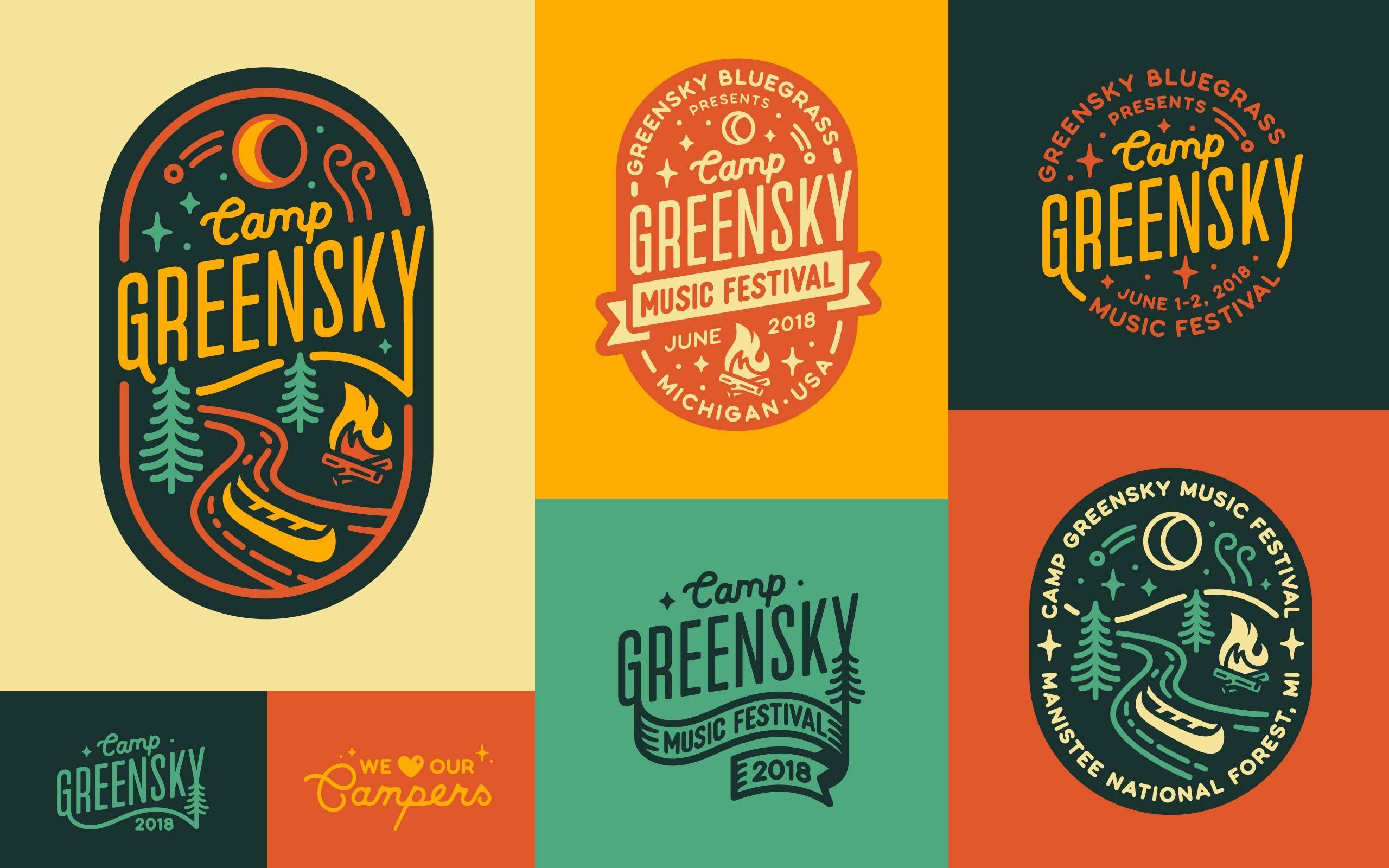 Camp Greensky.
