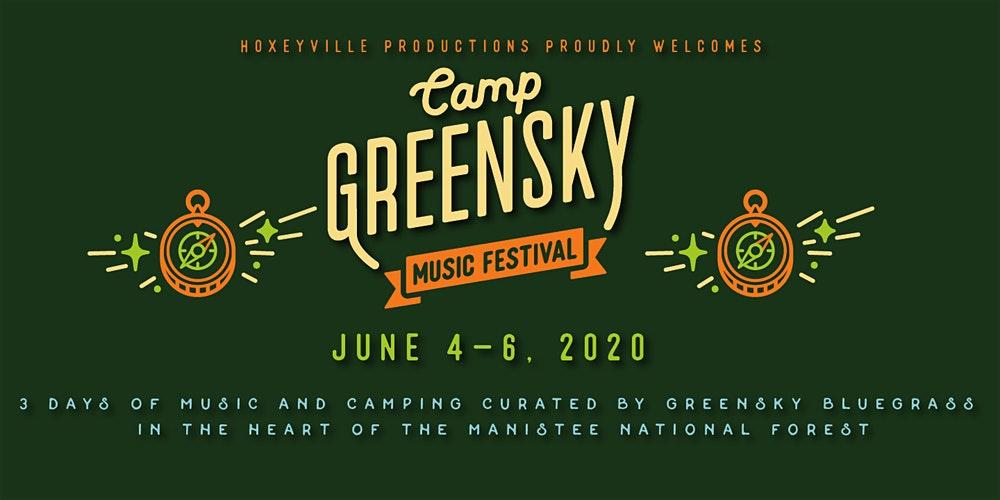 Camp Greensky Music Festival Tickets, Thu, Jun 4, 2020 at 5.