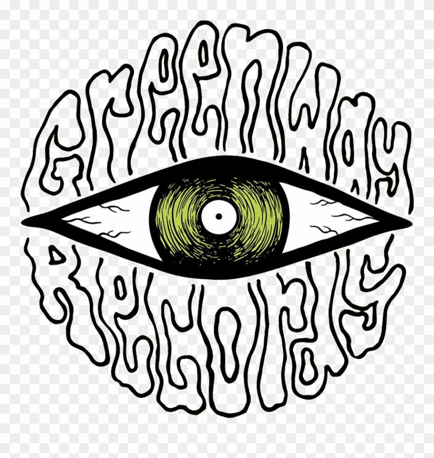 Greenway Records Logo Clipart (#3907525).