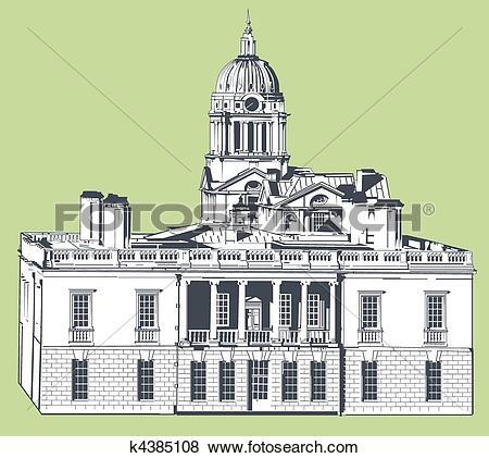Clip Art of Greenwich k4385108.