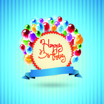 Happy birthday cards design free vector download (14,318 Free.