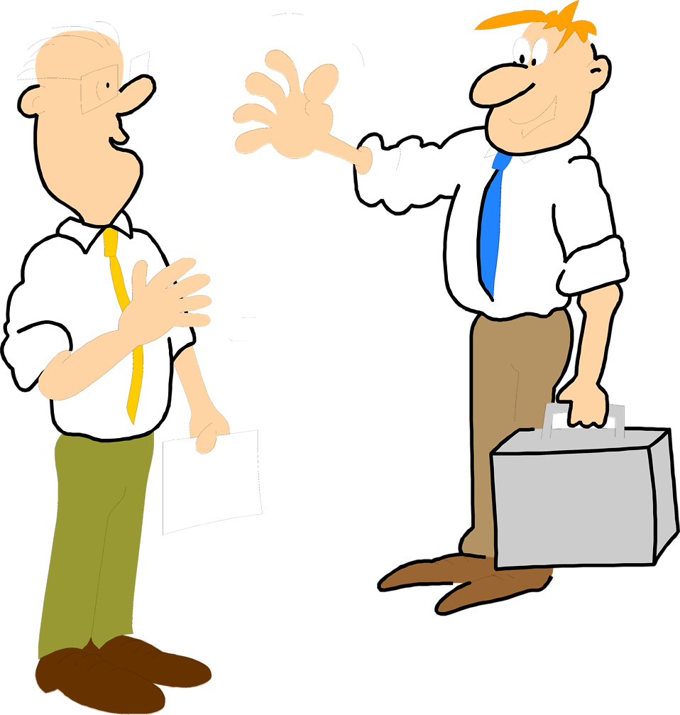 Greeting Clipart.