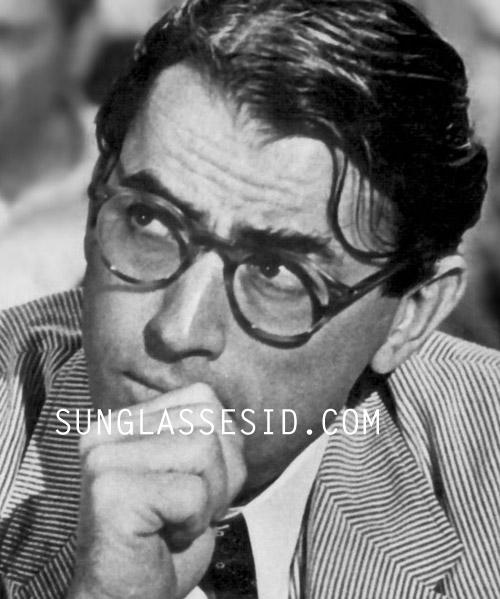 Oliver Peoples Gregory Peck.