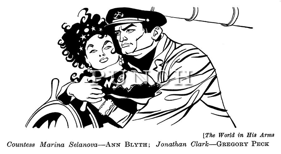 Punch Cartoons on Film.