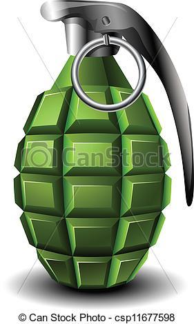 Grenade Illustrations and Clipart. 3,437 Grenade royalty free.