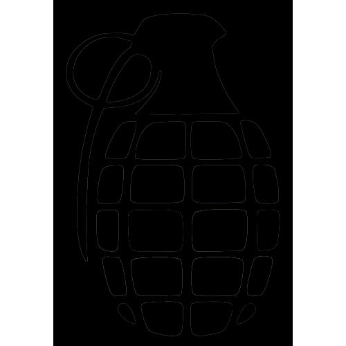 Grenade Clip Art.