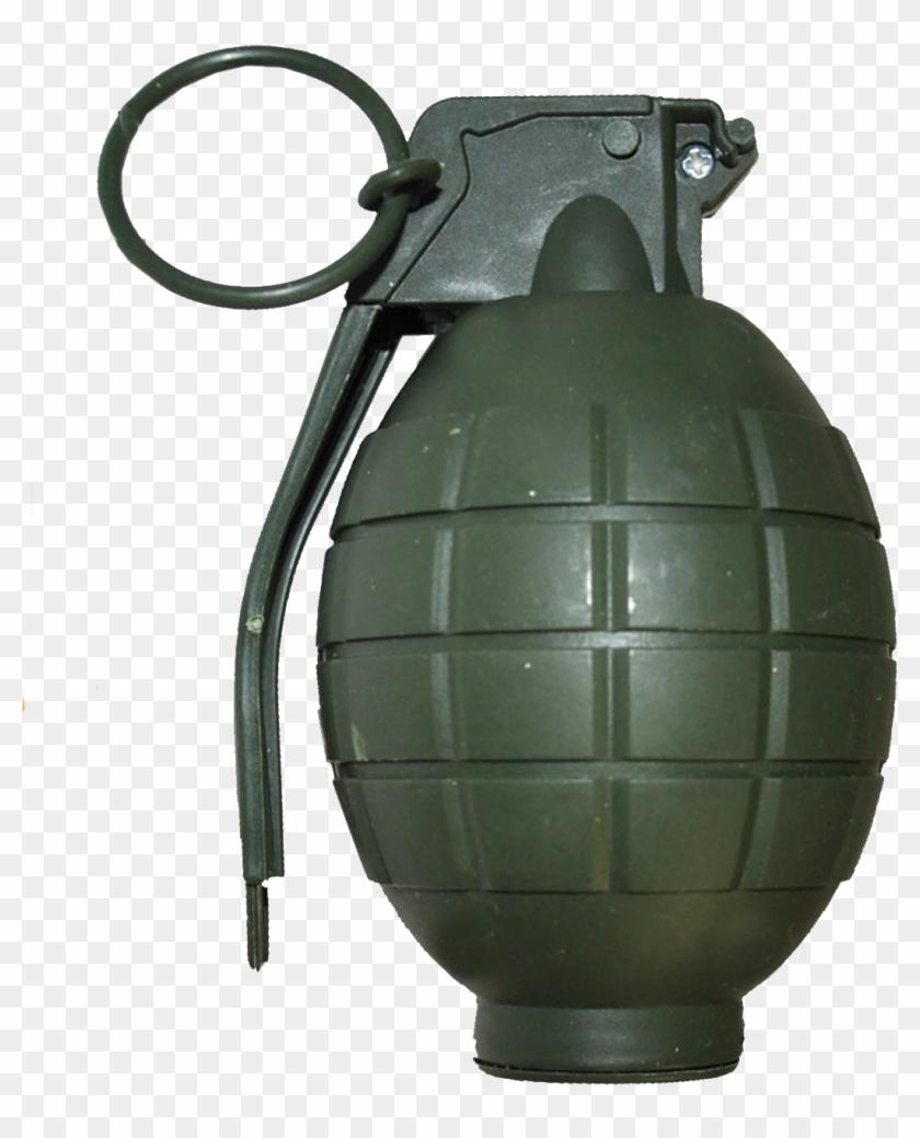 Hand Grenade Png Image.