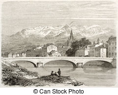 Grenoble Illustrations and Clipart. 101 Grenoble royalty free.