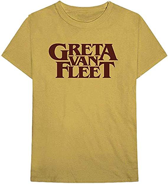 Greta Van Fleet T.