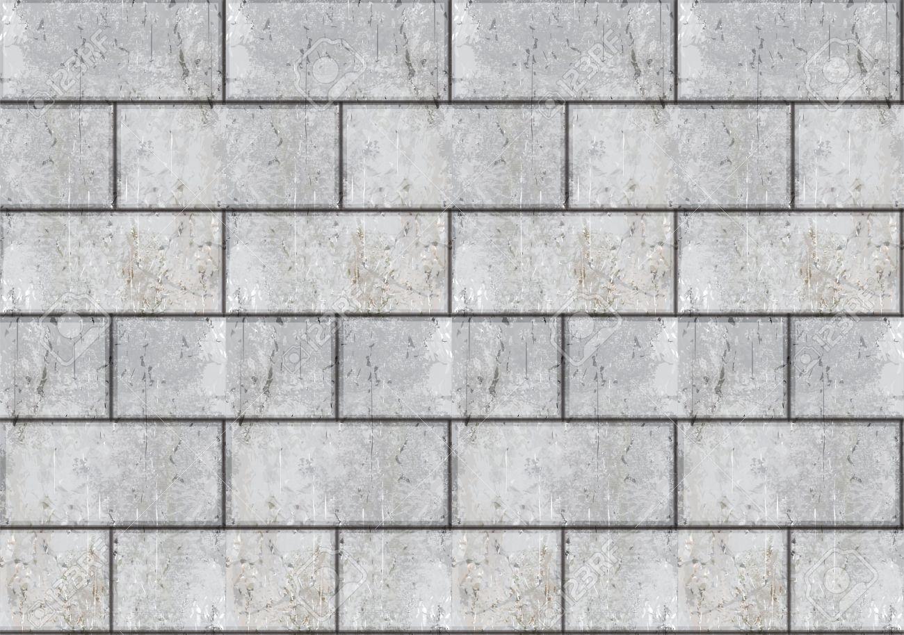 Vector Seamless Brick Wall Royalty Free Cliparts, Vectors, And.