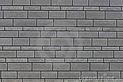 Grey brick clipart.