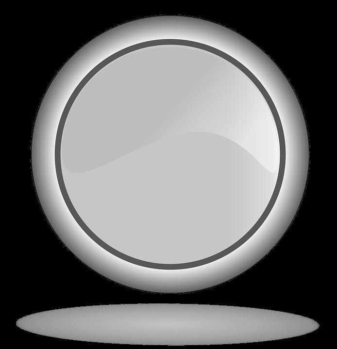 Grey Button.