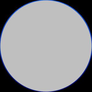 Basic Circle (grey) Clip Art at Clker.com.