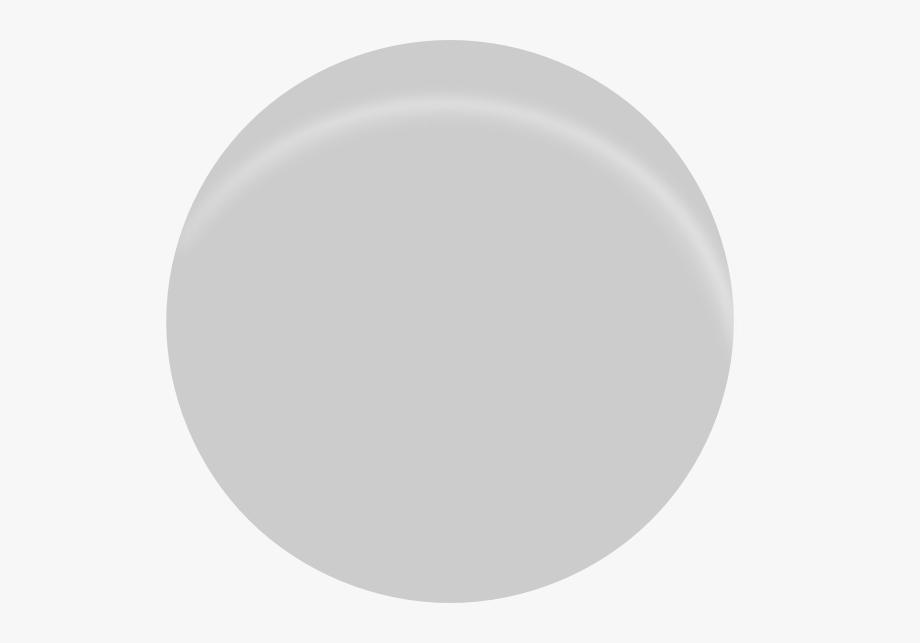 Light Grey Circle Clipart , Transparent Cartoon, Free.