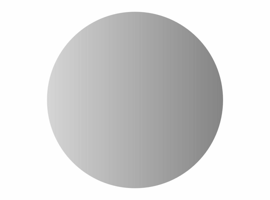 HD Grey Circle Png.