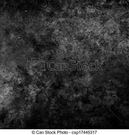 Clipart of Dark Concrete Texture background.
