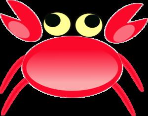 Baby Crabs Clipart.