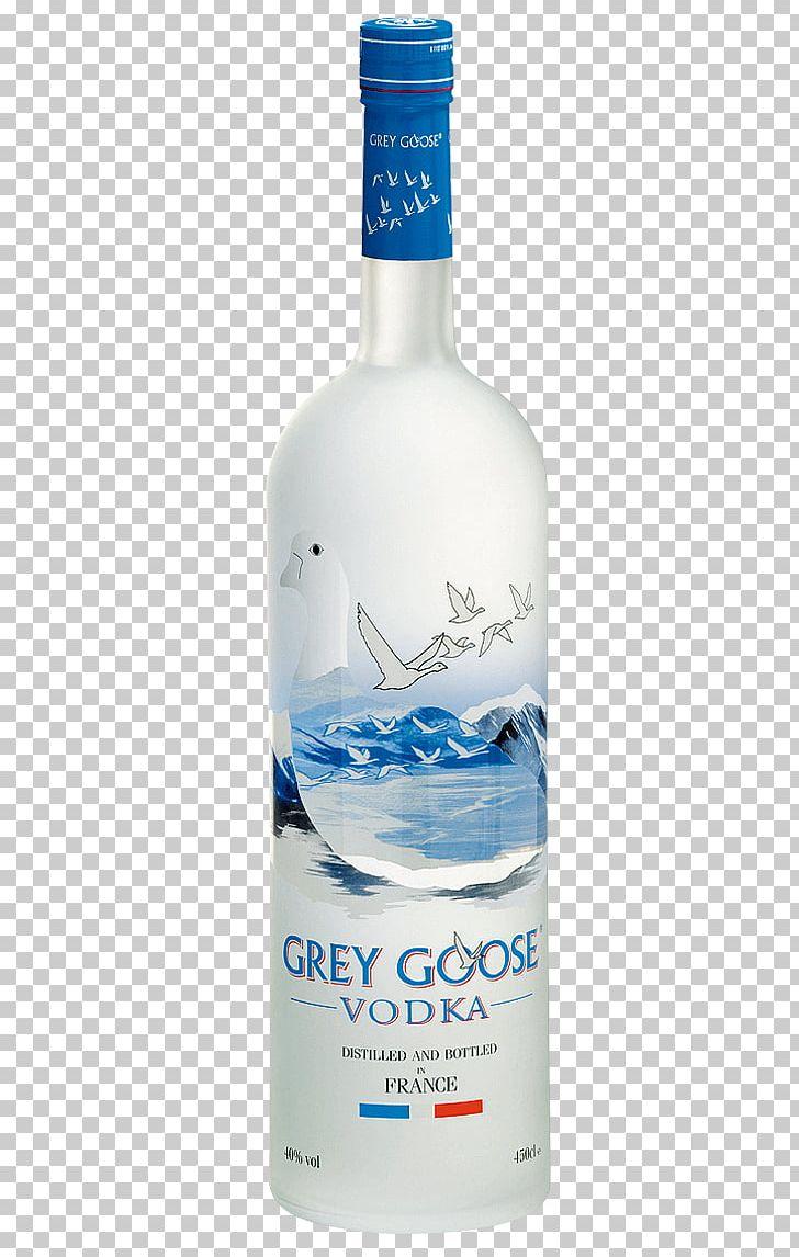 Grey Goose Vodka Distilled Beverage Distillation Cognac PNG.