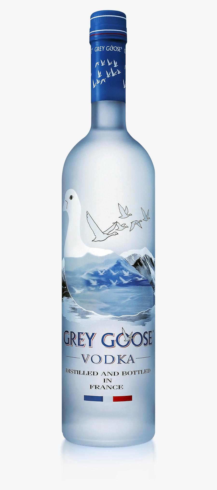 Grey Goose Vodka Png.