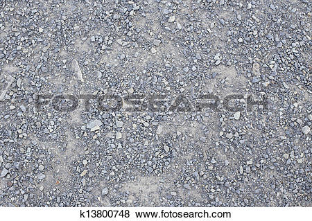 Pictures of dirt, gravel road k13800748.