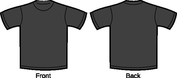 8315 Shirt free clipart.