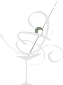 Black Angus Ollivv (greyish Green) Clip Art at Clker.com.