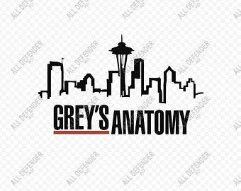 Greys anatomy svg.