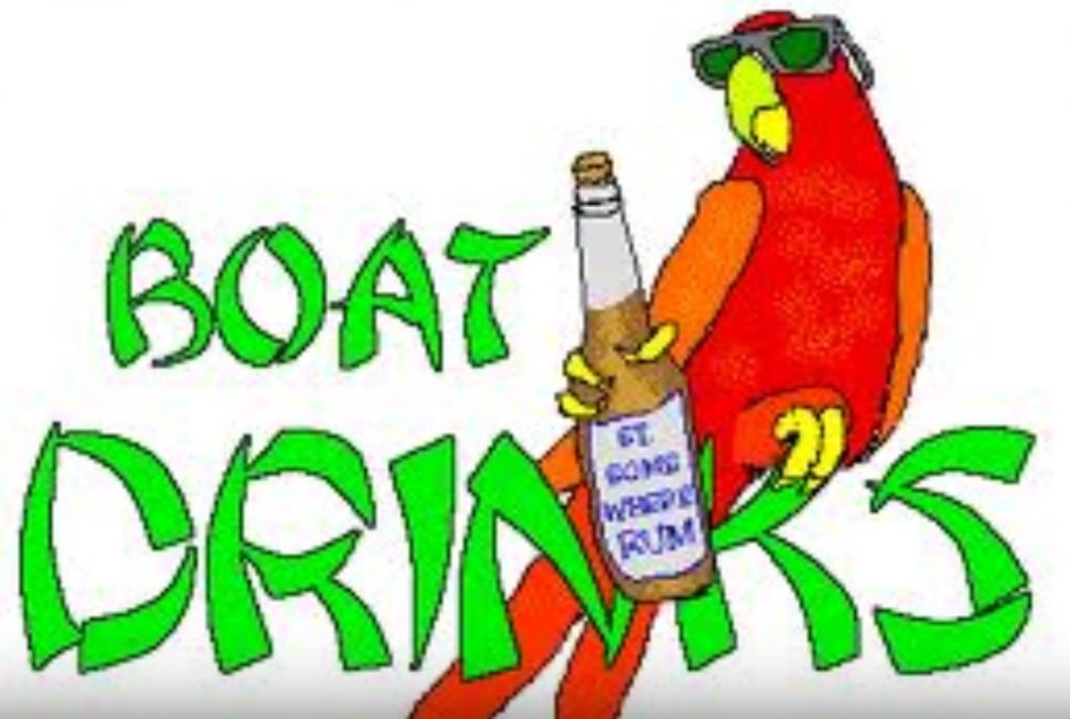 Jimmy Buffett's Boat Drinks Reports That the Upstairs is Dominated.