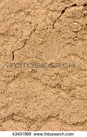 Stock Photograph of Background from grey sand close up with light.