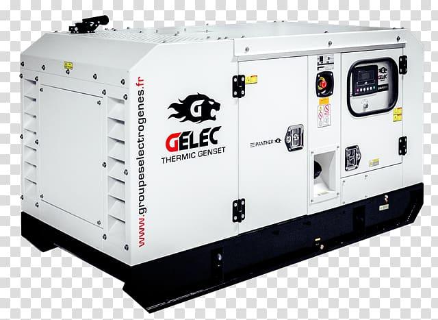 GELEC ENERGY Engine.