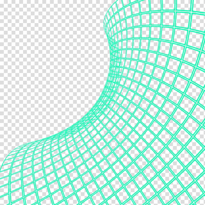 Green net illustration, Line Grid, Grid lines transparent.