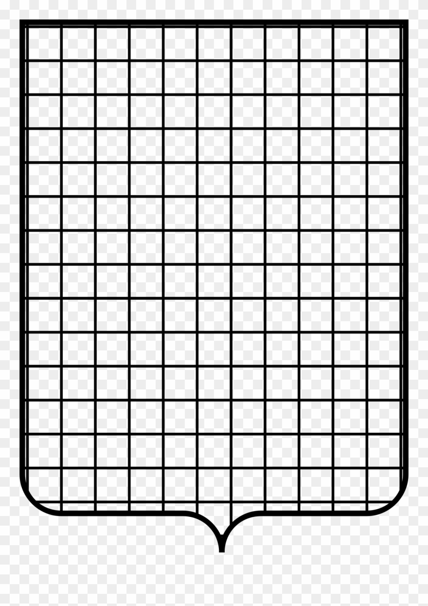Shield Pattern Grid.