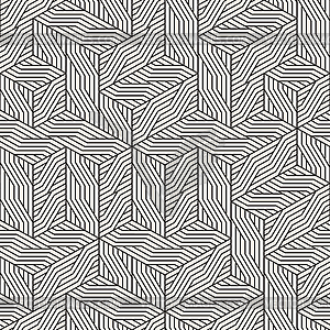 Seamless irregular grid pattern. Modern stylish.