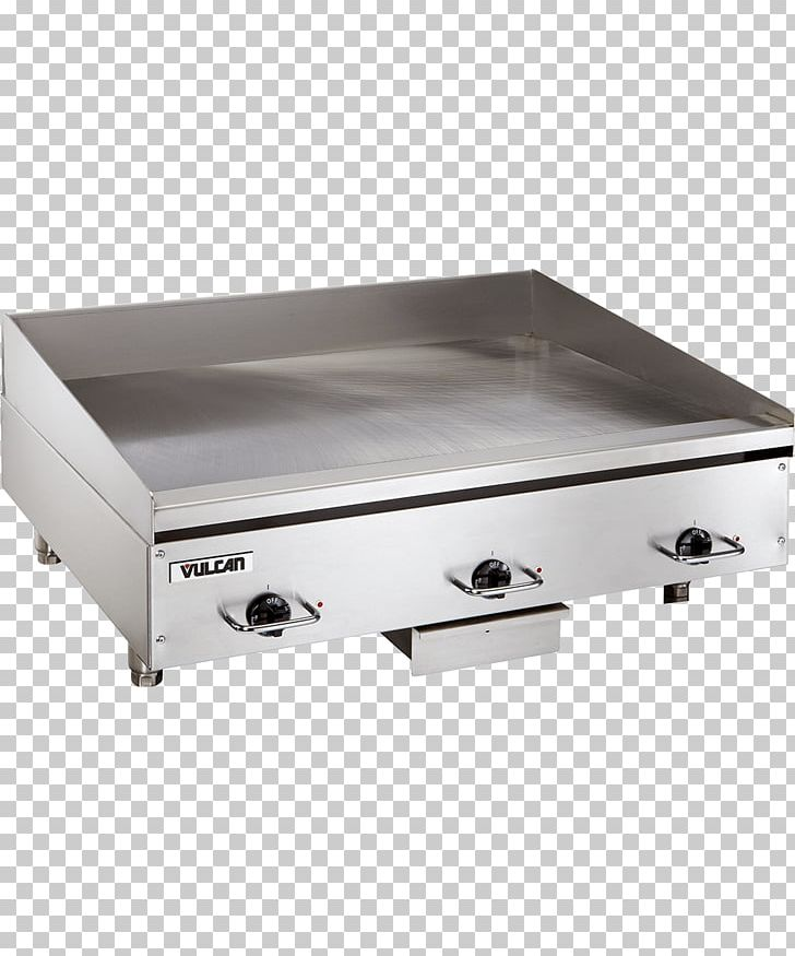 Griddle Countertop Thermostat Flattop Grill Hot Plate PNG.