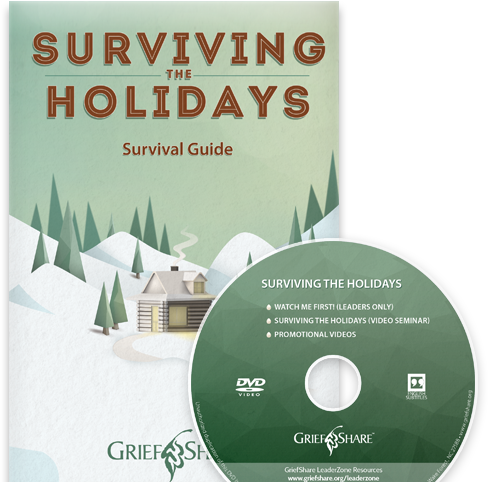 GriefShare: Surviving the Holidays.