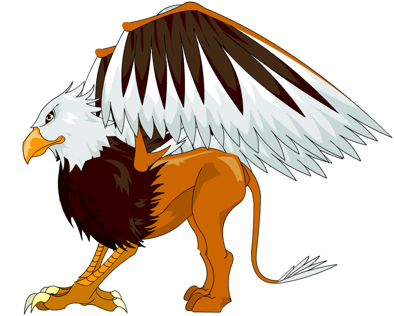 Griffin PNG Image.