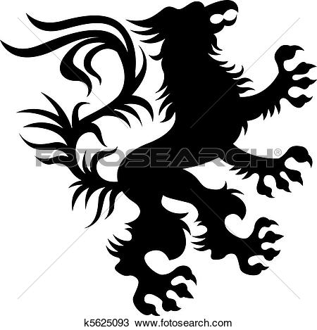 Griffin drawing Illustrations and Clip Art. 60 griffin drawing.