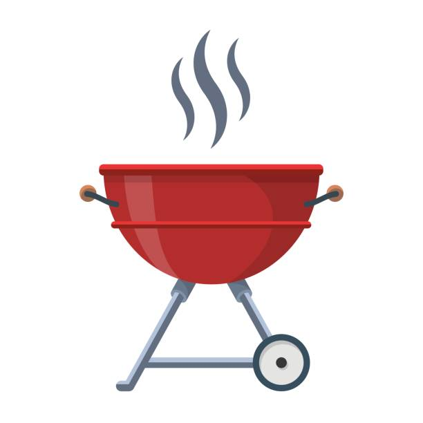 Free grilling clipart 4 » Clipart Station.