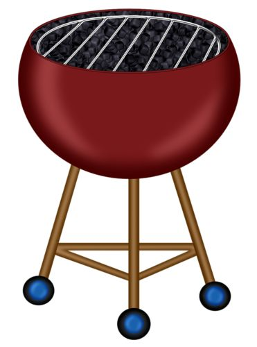 Grill clipart outline png clipground