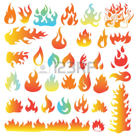 Flames Icon Stock Photos Images. Royalty Free Flames Icon Images.
