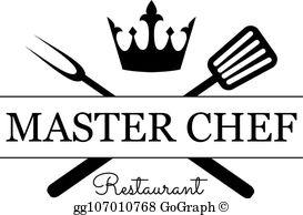 Grill Master Clip Art.