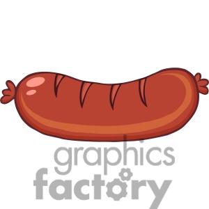 Sausage pictures clip art.