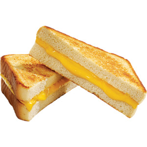 Grilled cheese clipart.