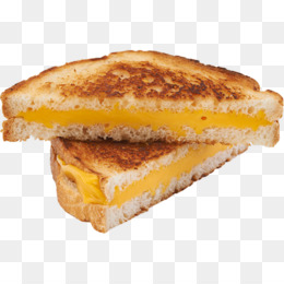 Cheese Sandwich PNG.