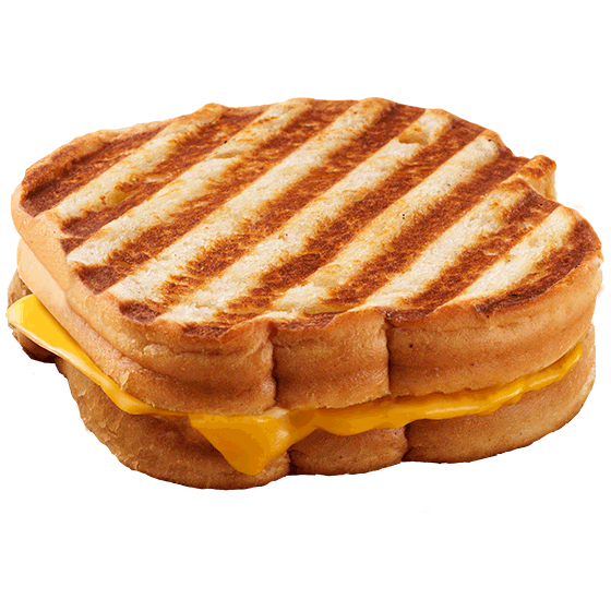 Grilled Cheese Panini.