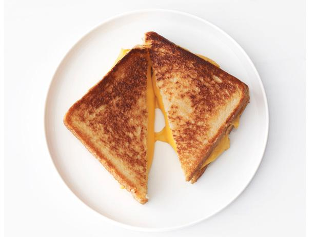 50 Grilled Cheeses : Recipes and Cooking : Food Network.