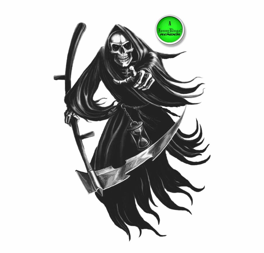 Grim Reaper Transparent Background Free PNG Images & Clipart.