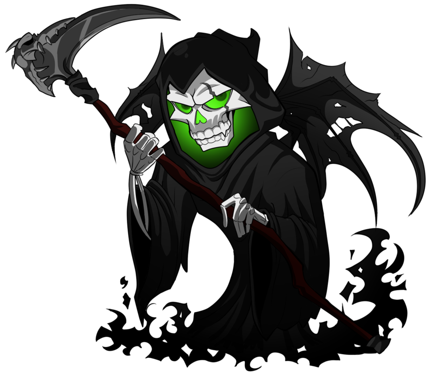Download Grim Reaper PNG Picture.