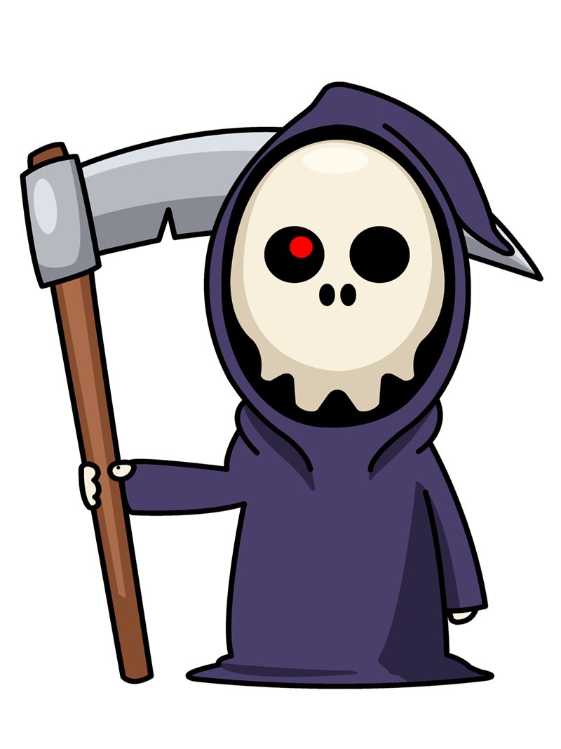 Grim reaper clipart 20 free Cliparts | Download images on ...