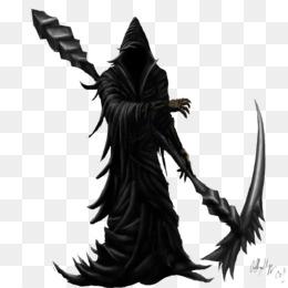 Grim Reaper PNG.